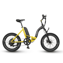 20 Inch Fat Tire Folding Electric Bike