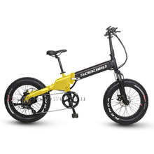 New Designed Best Fat Tire Folding Electric Bike