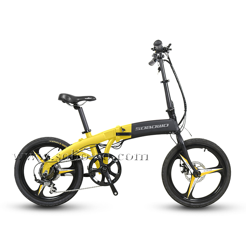 Classic And Cheap Folding Electric Bikes for Commuters