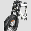 20 Inch 500w Retro Fat Tire Electric Bike for Sale